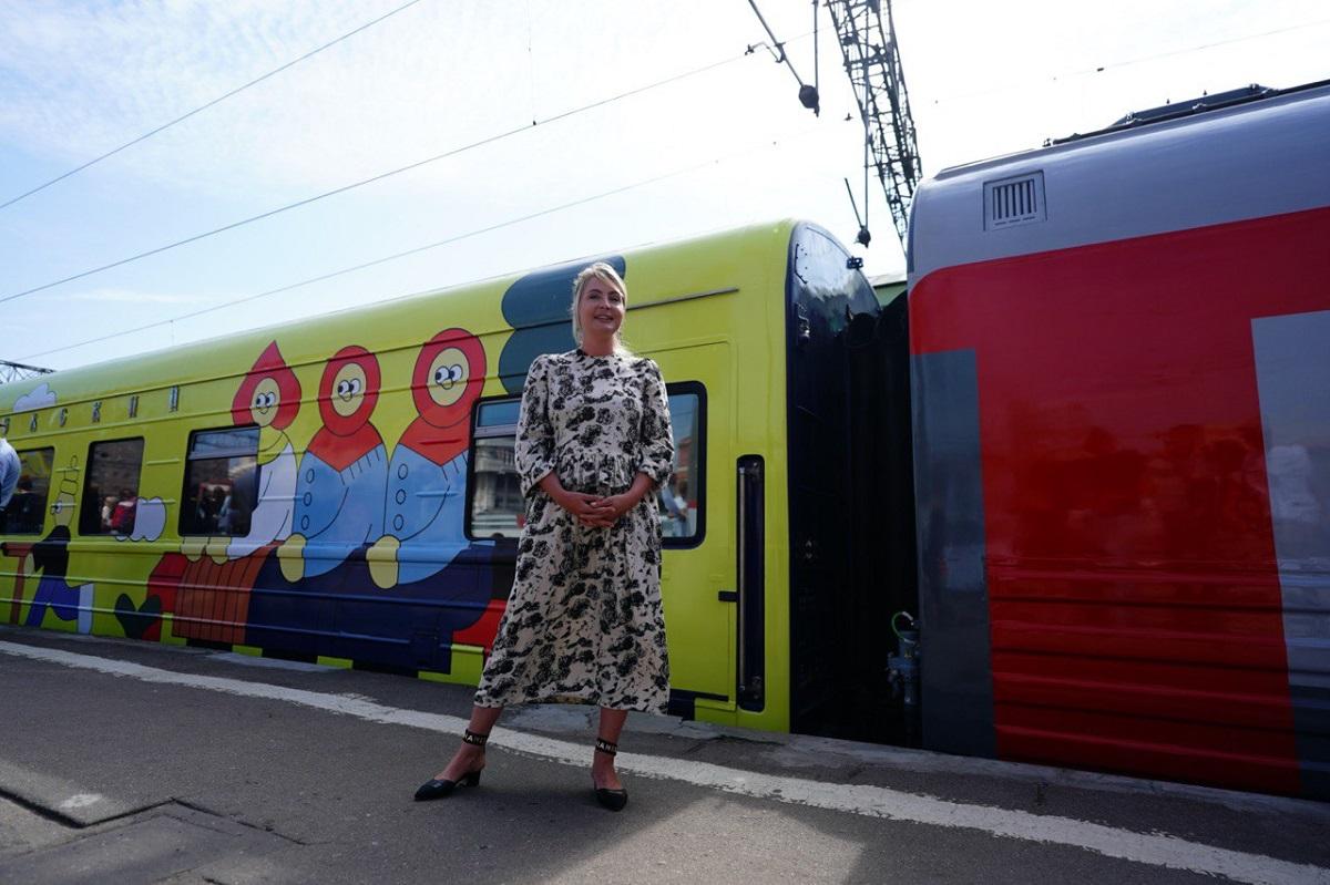 Мария Киселёва: «Мы планируем новые образовательные маршруты,  чтобы сделать из каждого города  «город открытий»  для наших детей»