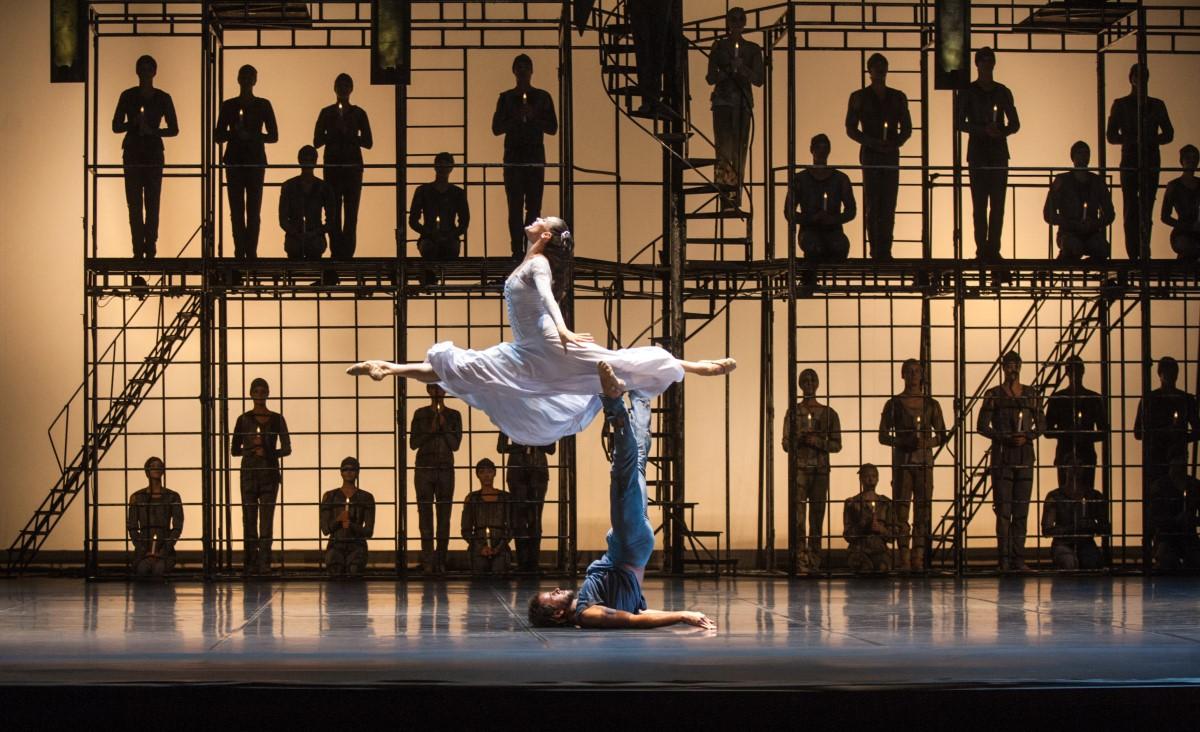 Гастроли балета Бориса Эйфмана пройдут в Нижнем Новгороде