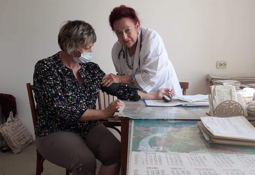Ответственная за фамилию: доктор из Кулебак продолжает семейную традицию