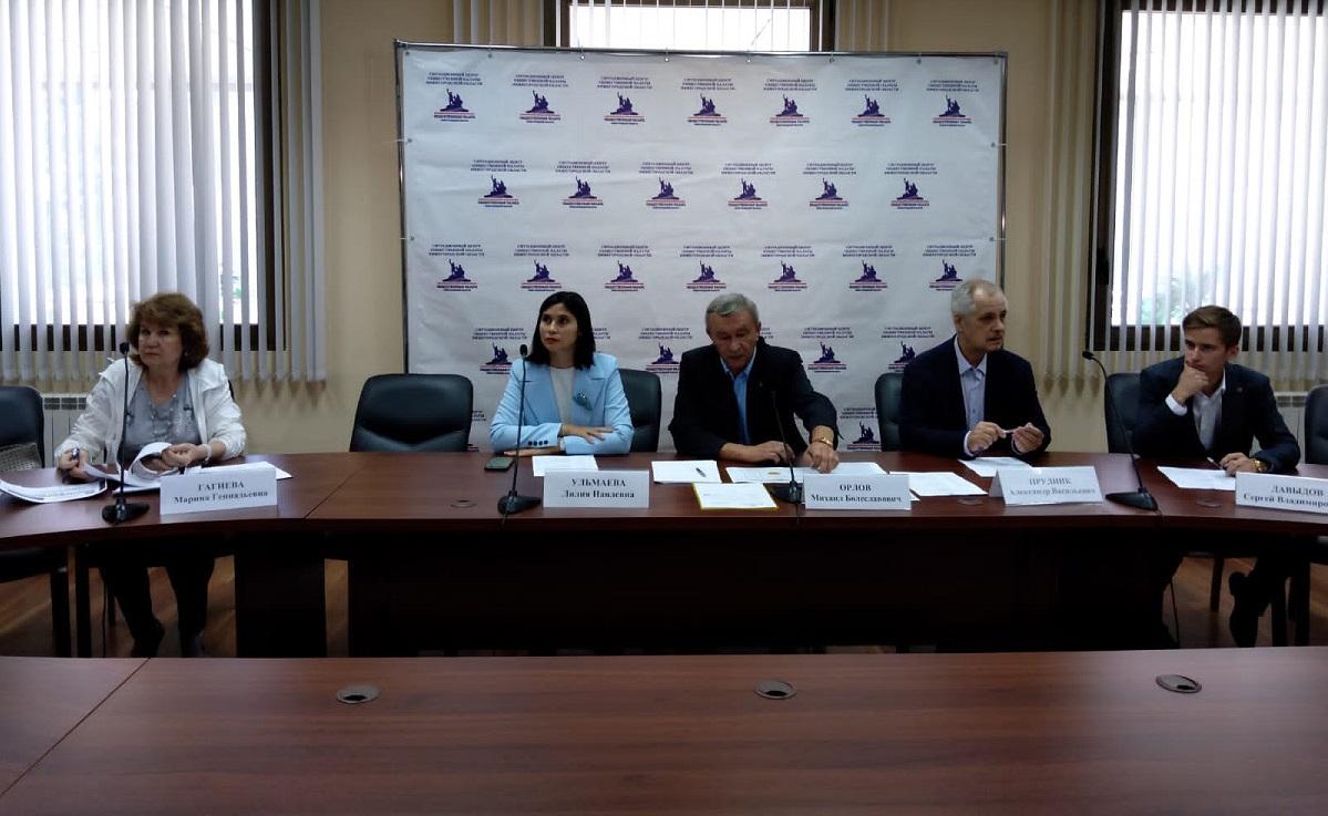 Михаил Орлов: «Все нарушения вовремя проведения выборов будут фиксироваться иотрабатываться»