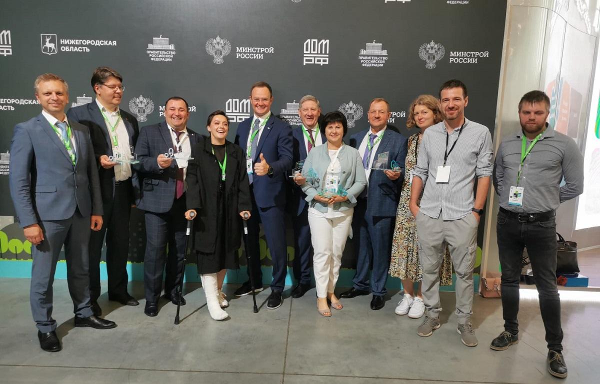 Шесть муниципалитетов Нижегородской области вошли вчисло победителей Всероссийского конкурса малых городов иисторических поселений