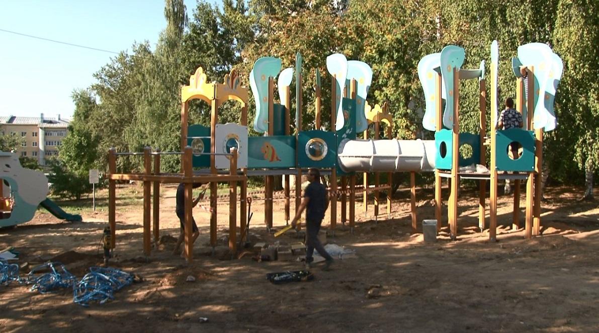 ВАрзамасе появится новая детская площадка врамках проекта «Вам решать!»