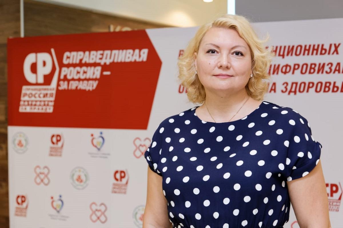 Инна Гориславцева
