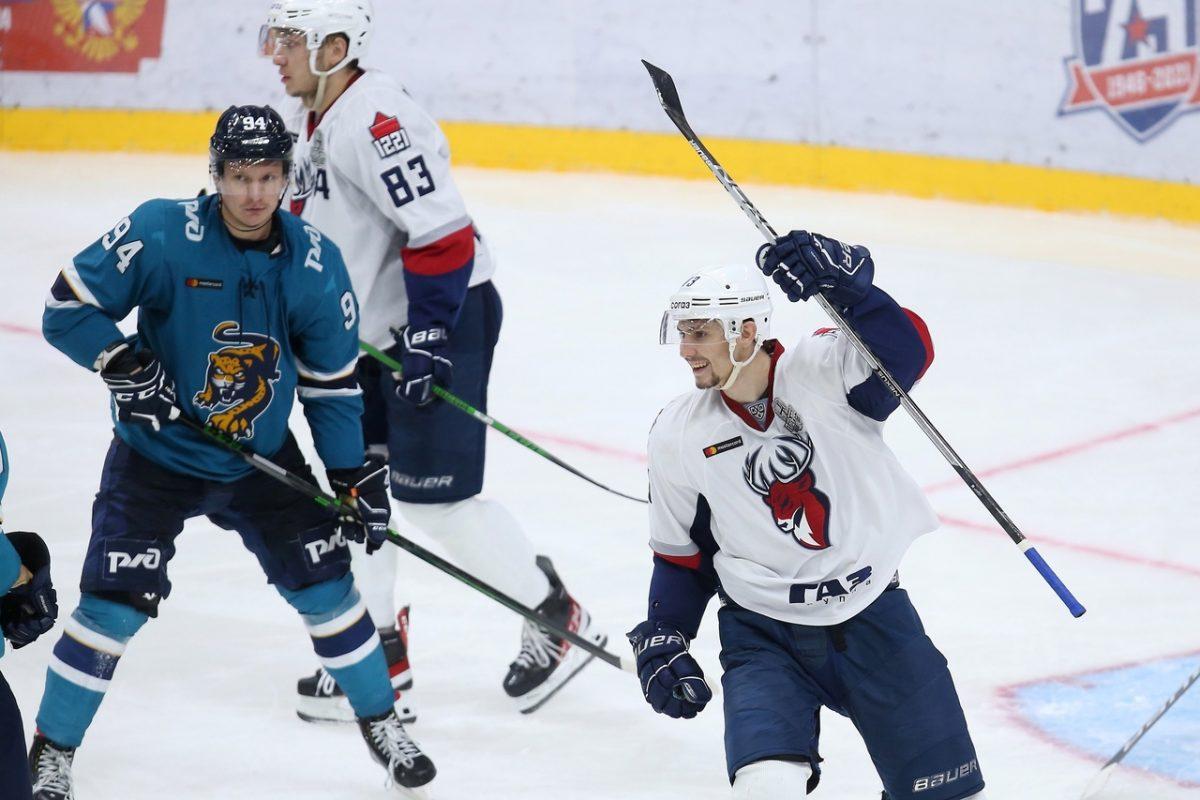 Хоккеисты нижегородского «Торпедо» заняли второе место на турнире в Санкт-Петербурге