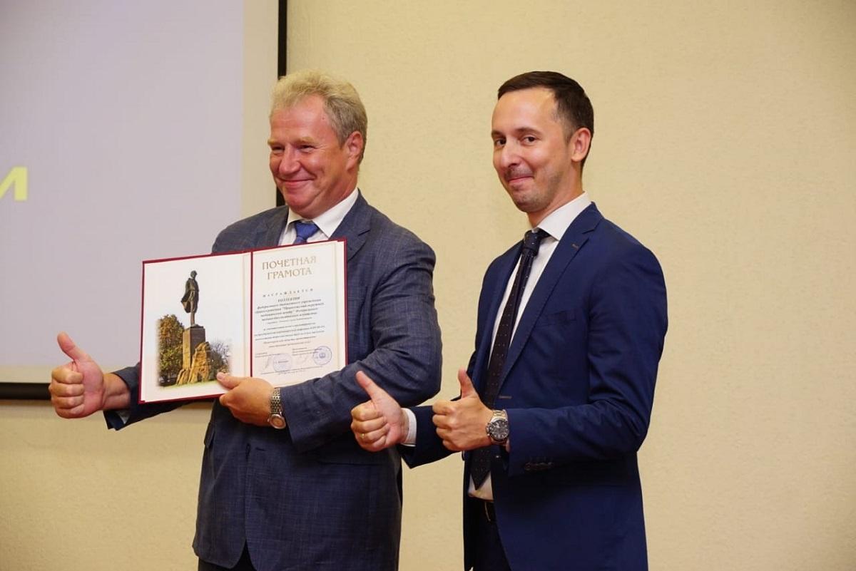 22 медработникам Приволжского окружного медицинского центра вручили награды федерального ирегионального уровня
