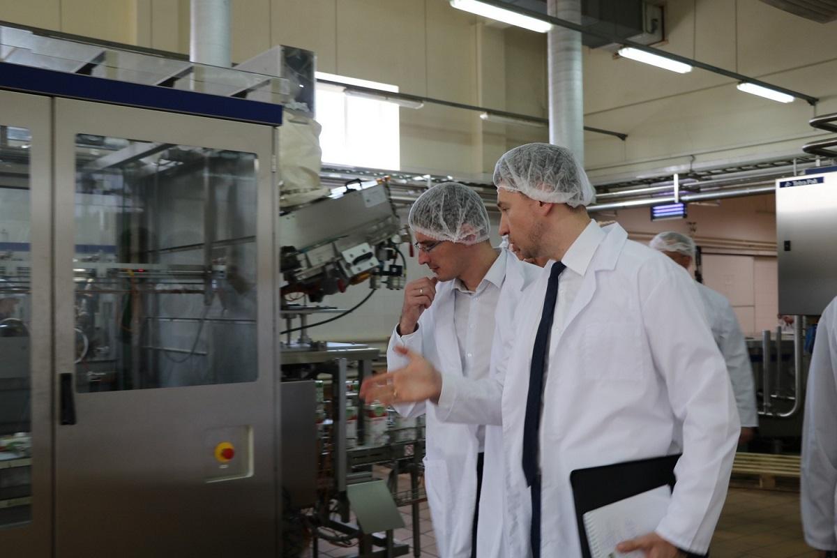 """Андрей Саносян: «Нацпроект """"Производительность труда"""" позволяет снизить себестоимость продукции иповысить ееконкурентоспособность»"""