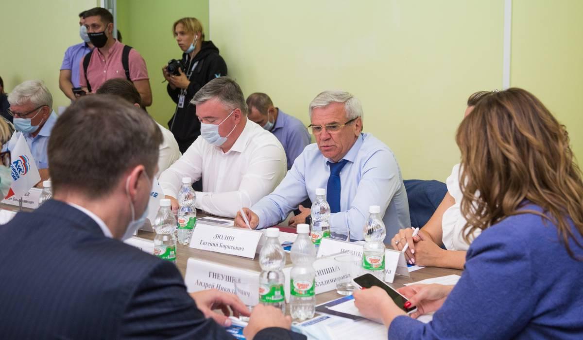 Артем Кавинов: «Штаб общественной поддержки – место, где можно получить обратную связь и помощь властей»