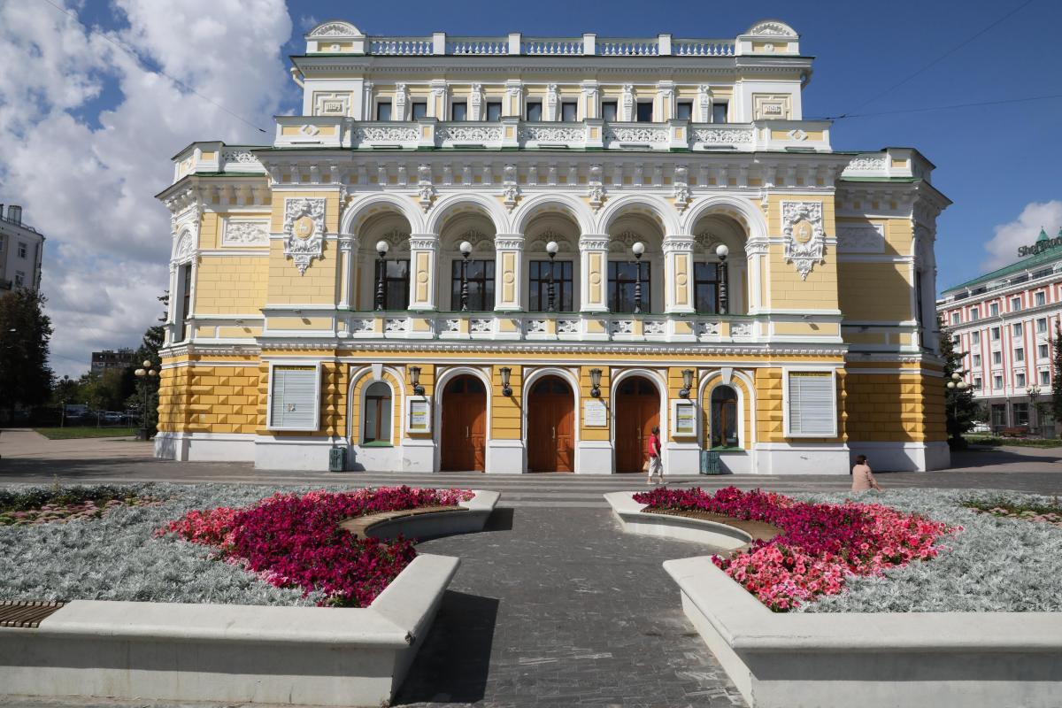 Почти 3,5 тысячи билетов продано вНижегородской области спомощью «Пушкинской карты»