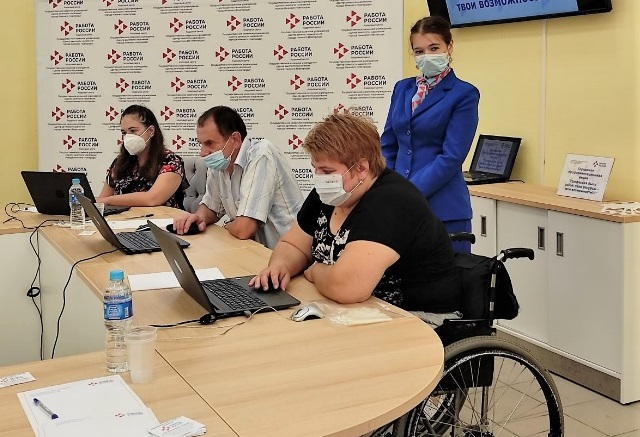ВНижнем Новгороде стартовал пилотный проект поуправлению клиентским опытом при трудоустройстве людей синвалидностью
