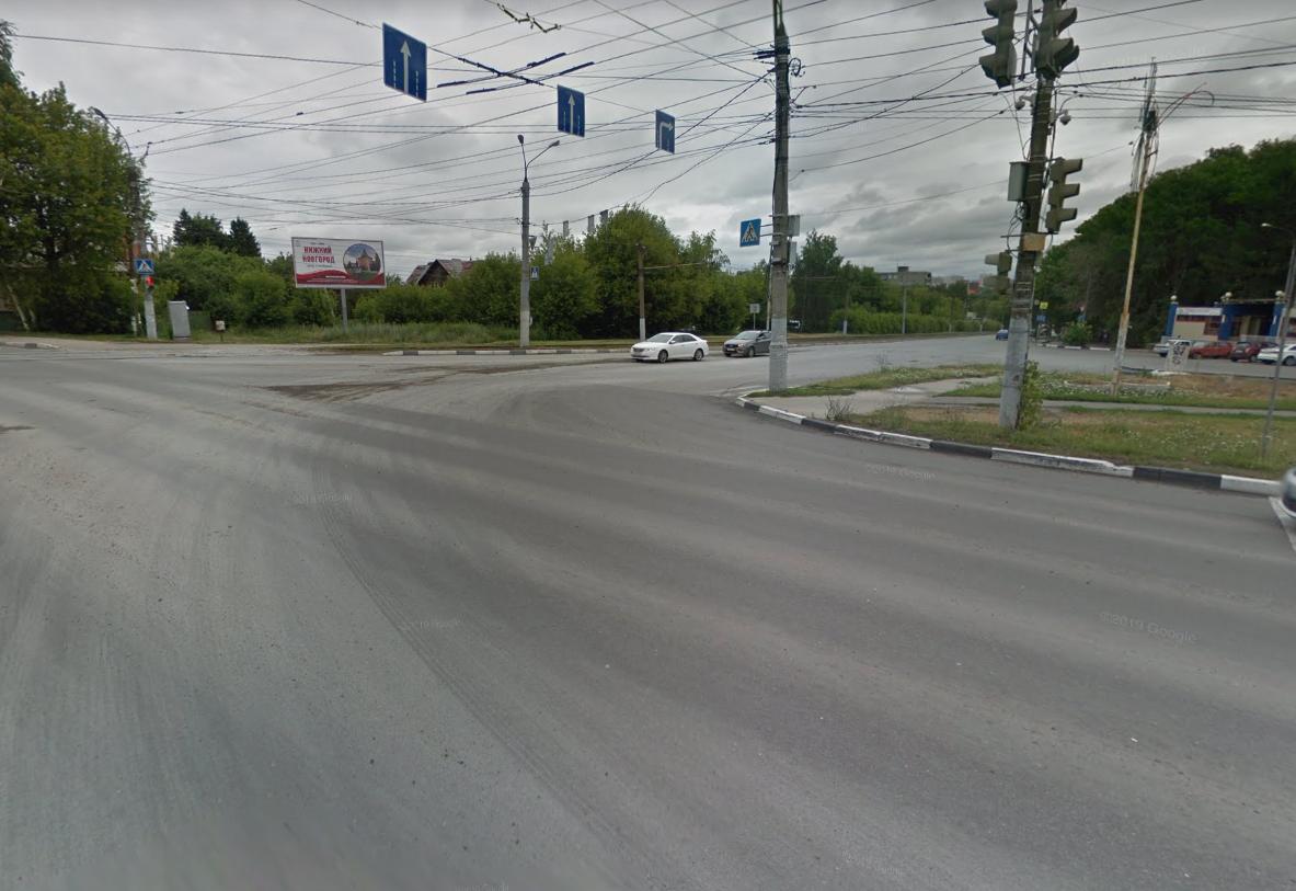 Пропускную способность улицы Ванеева планируют увеличить на 60% до конца года в Нижнем Новгороде