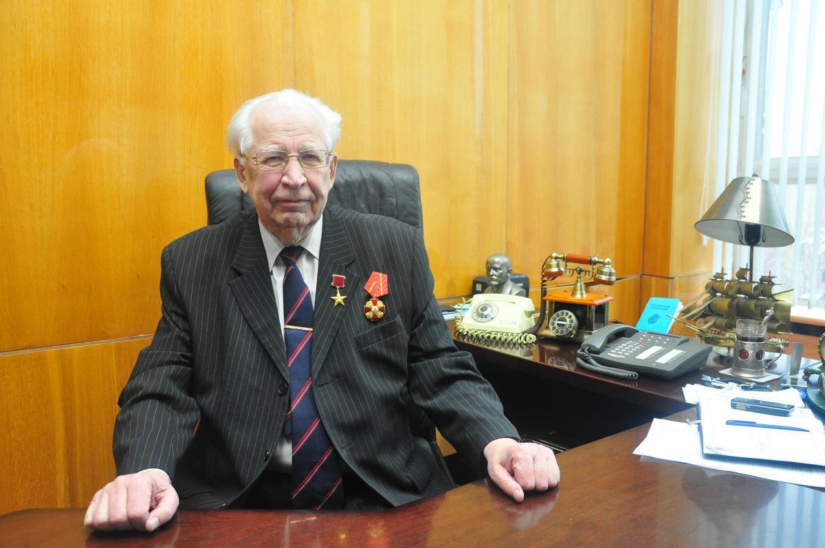 В Нижнем Новгороде предложено увековечить память президента НАО «Гидромаш» Владимира Лузянина
