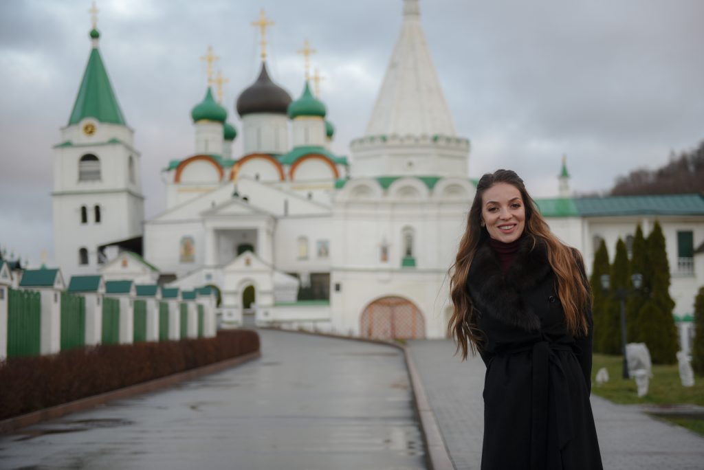 Зарина Догузова пригласила туристов впутешествие вНижний Новгород