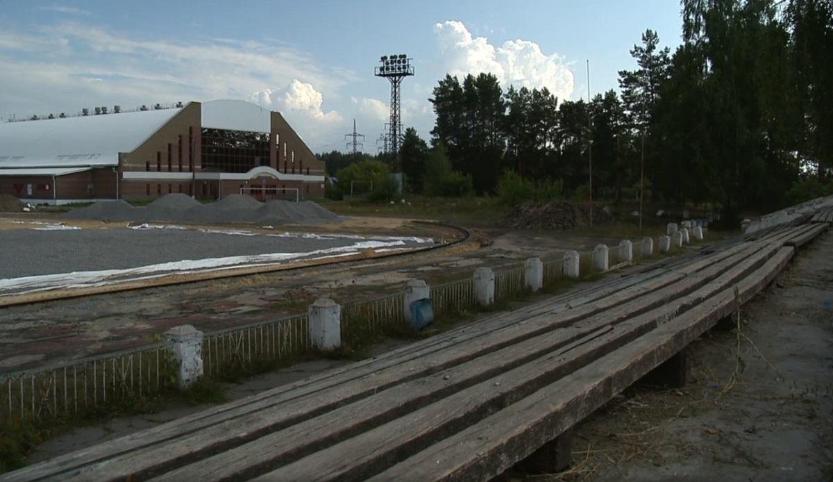Первую очередь реконструкции стадиона вЗаволжье планируется завершить в2021 году