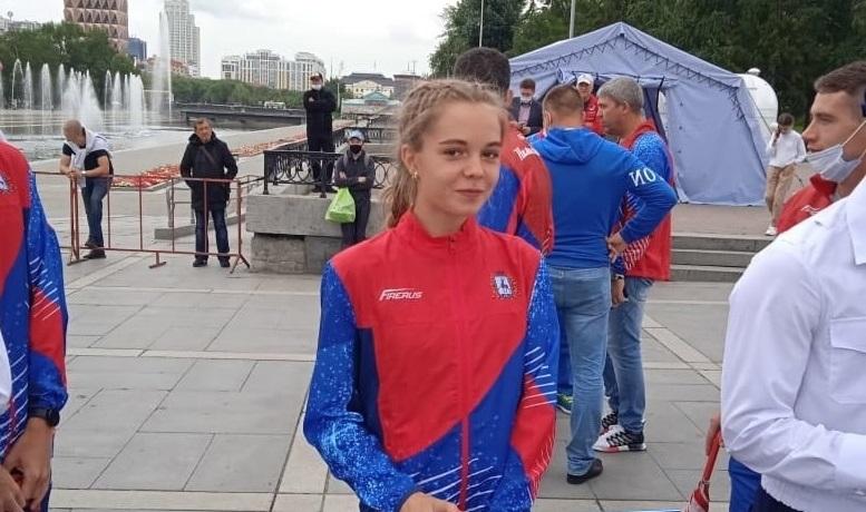 Огонь девчонка: нижегородская школьница стала чемпионкой мира по пожарному спорту