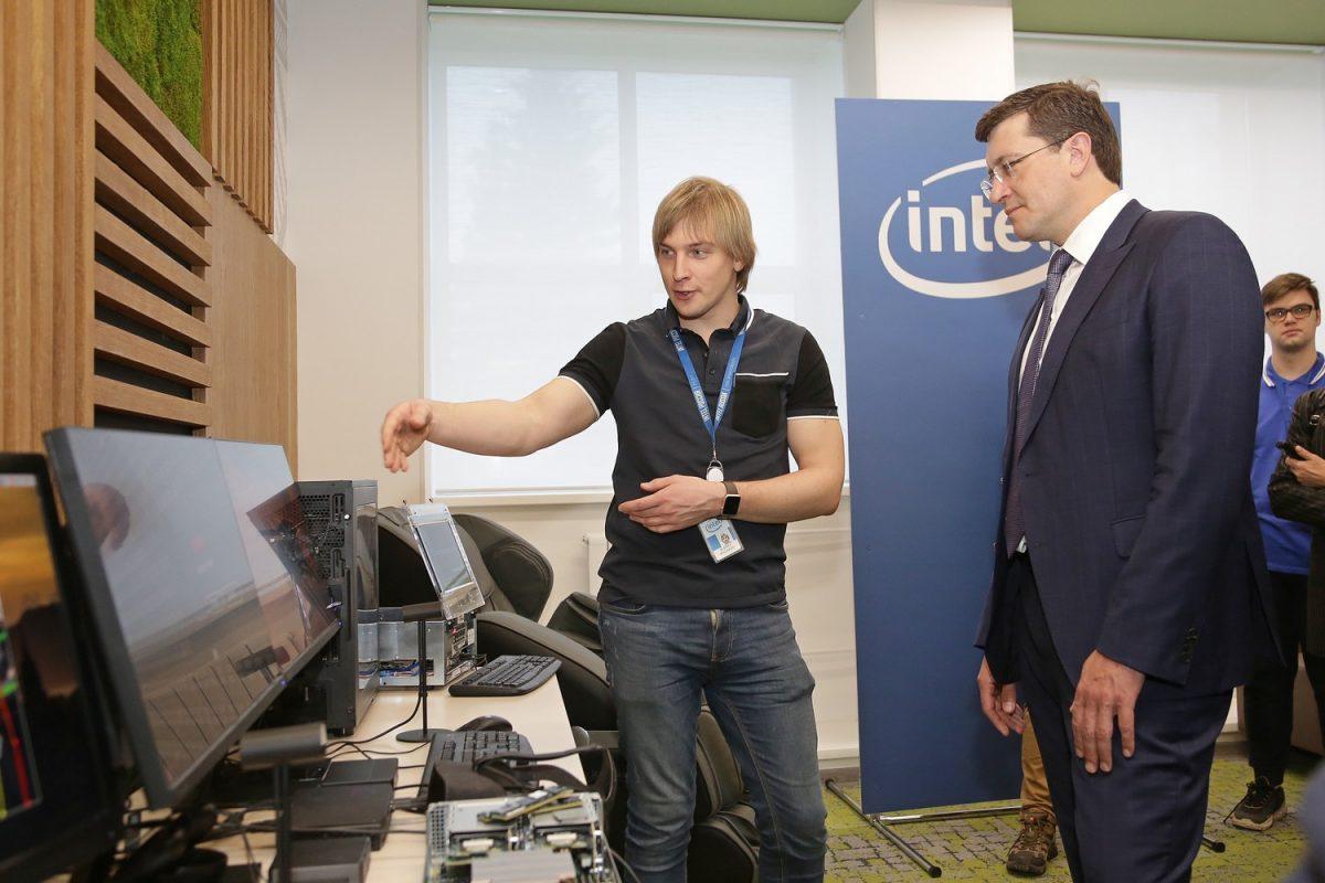 В Нижнем Новгороде построят IT-кампус мирового уровня