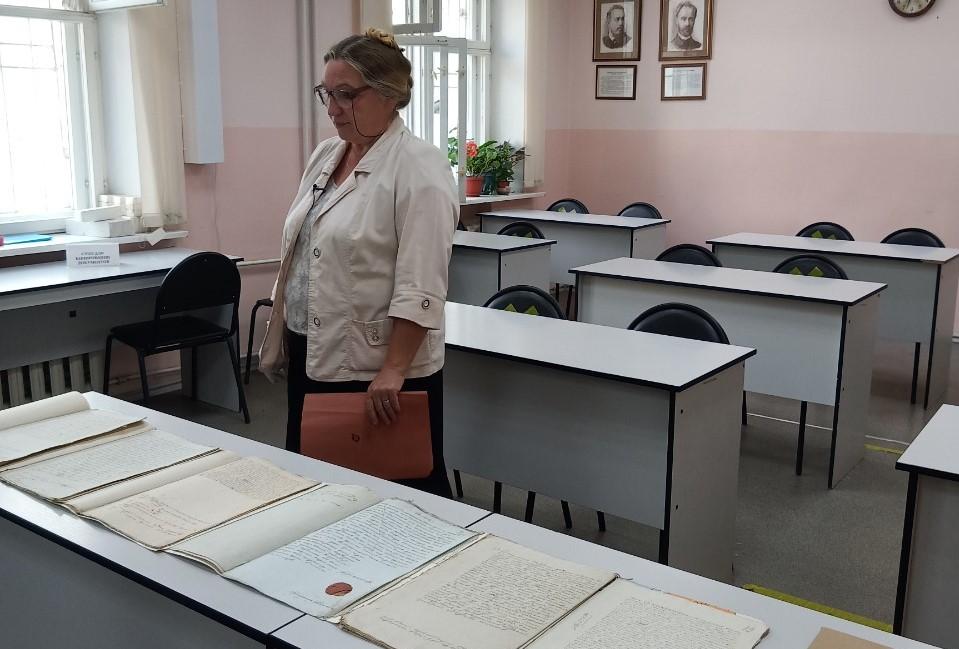 Архивисты впервые представили уникальные документы об участии нижегородцев в строительстве кораблей для Черноморского флота