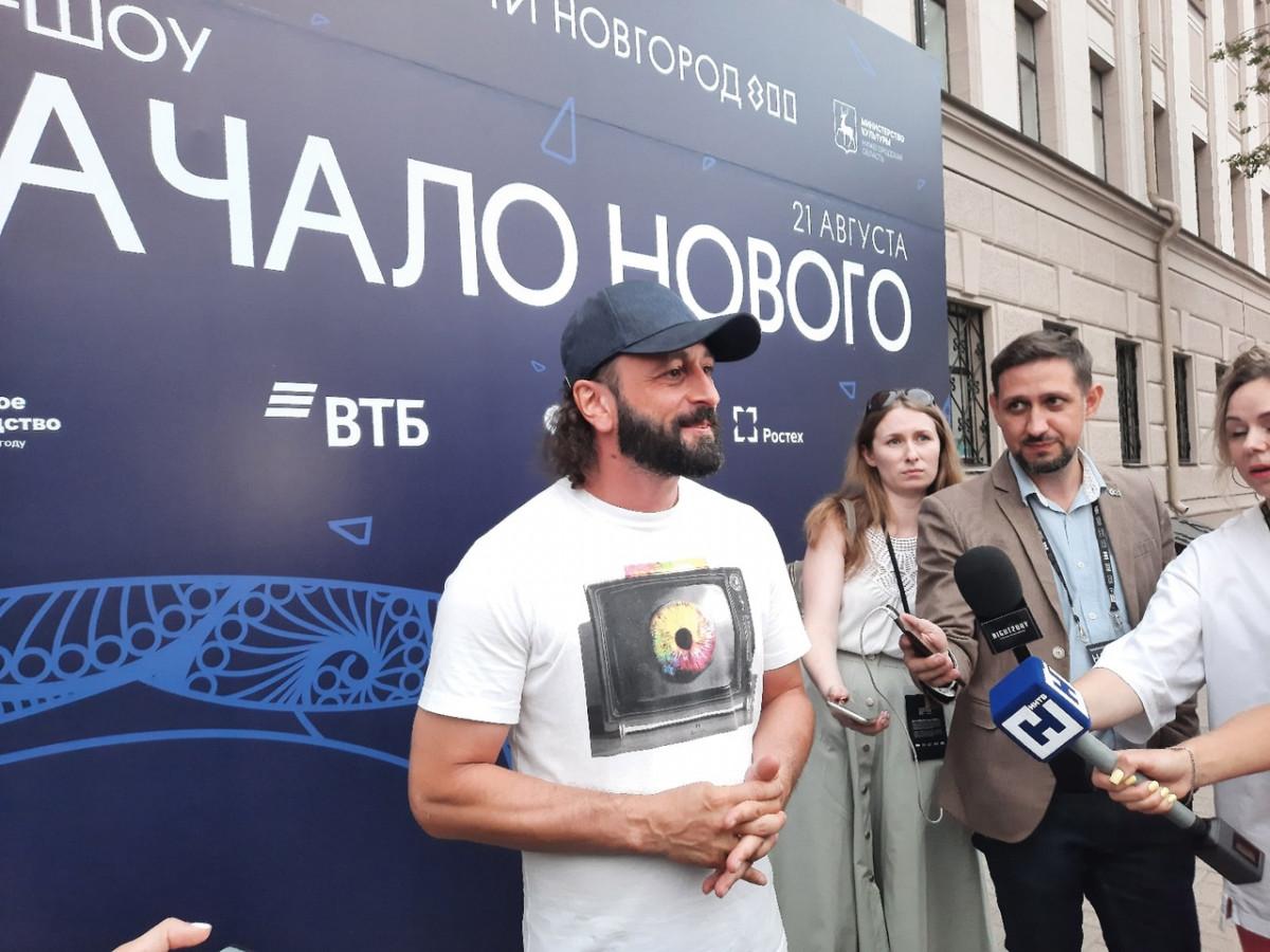 Илья Авербух рассказал о постановке гала-шоу «Начало нового»