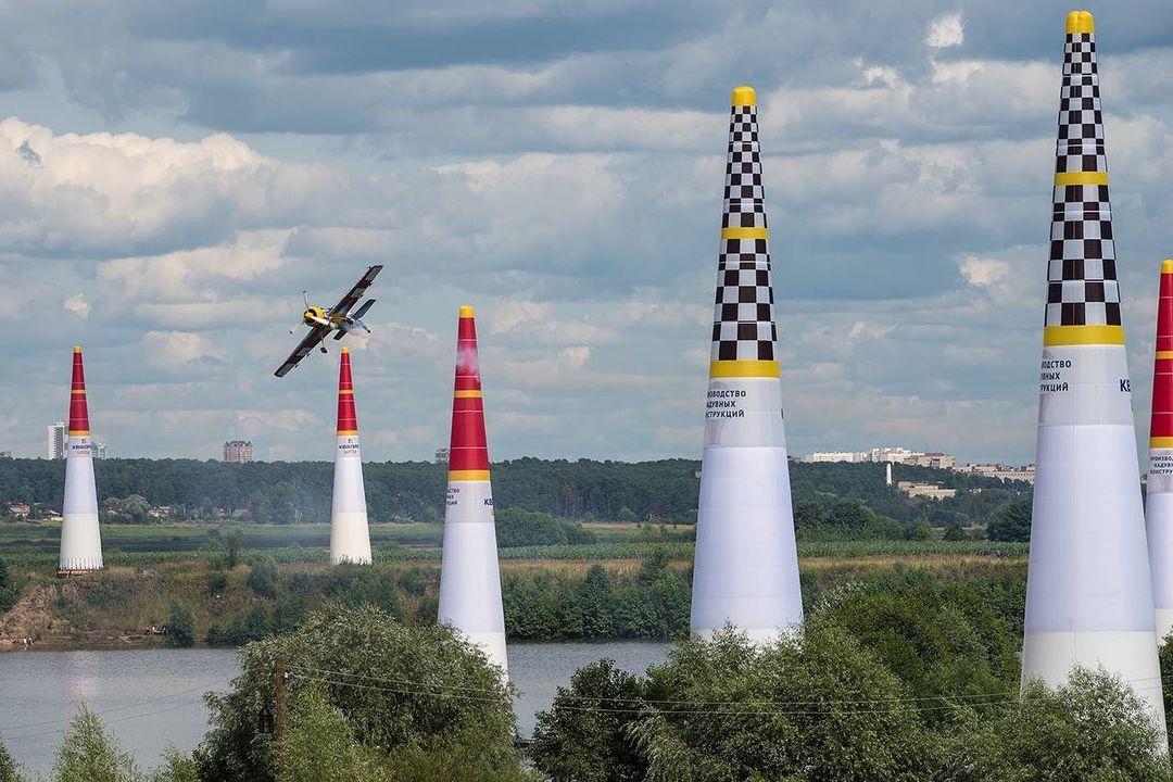 Соревновательные полеты «Формулы-1» проходят в Нижнем Новгороде (ВИДЕО)