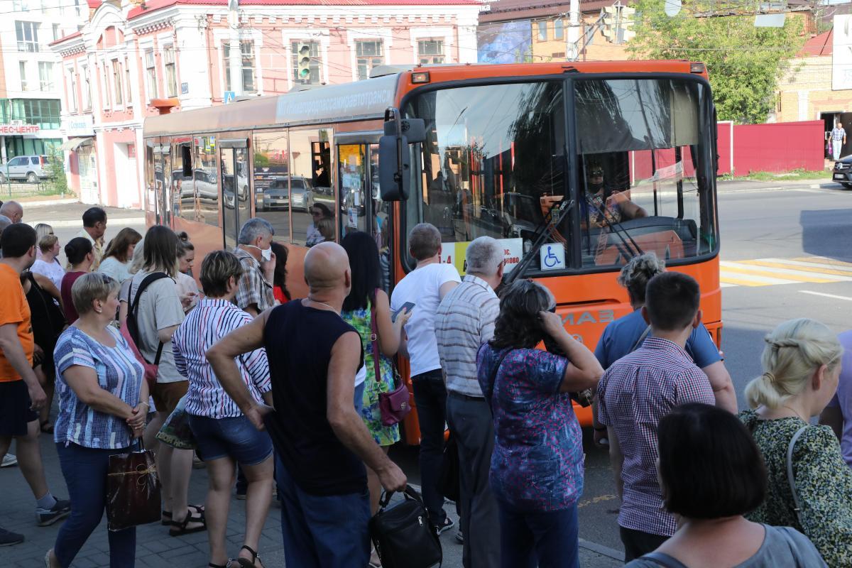 Автобус до Новостригинского кладбища возобновит свою работу с 11 сентября