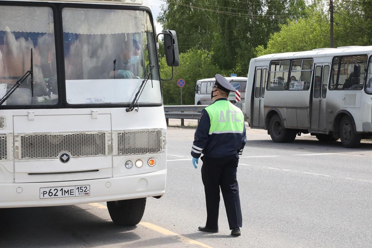 Рейды ГИБДД пройдут в Нижегородской области в эти выходные