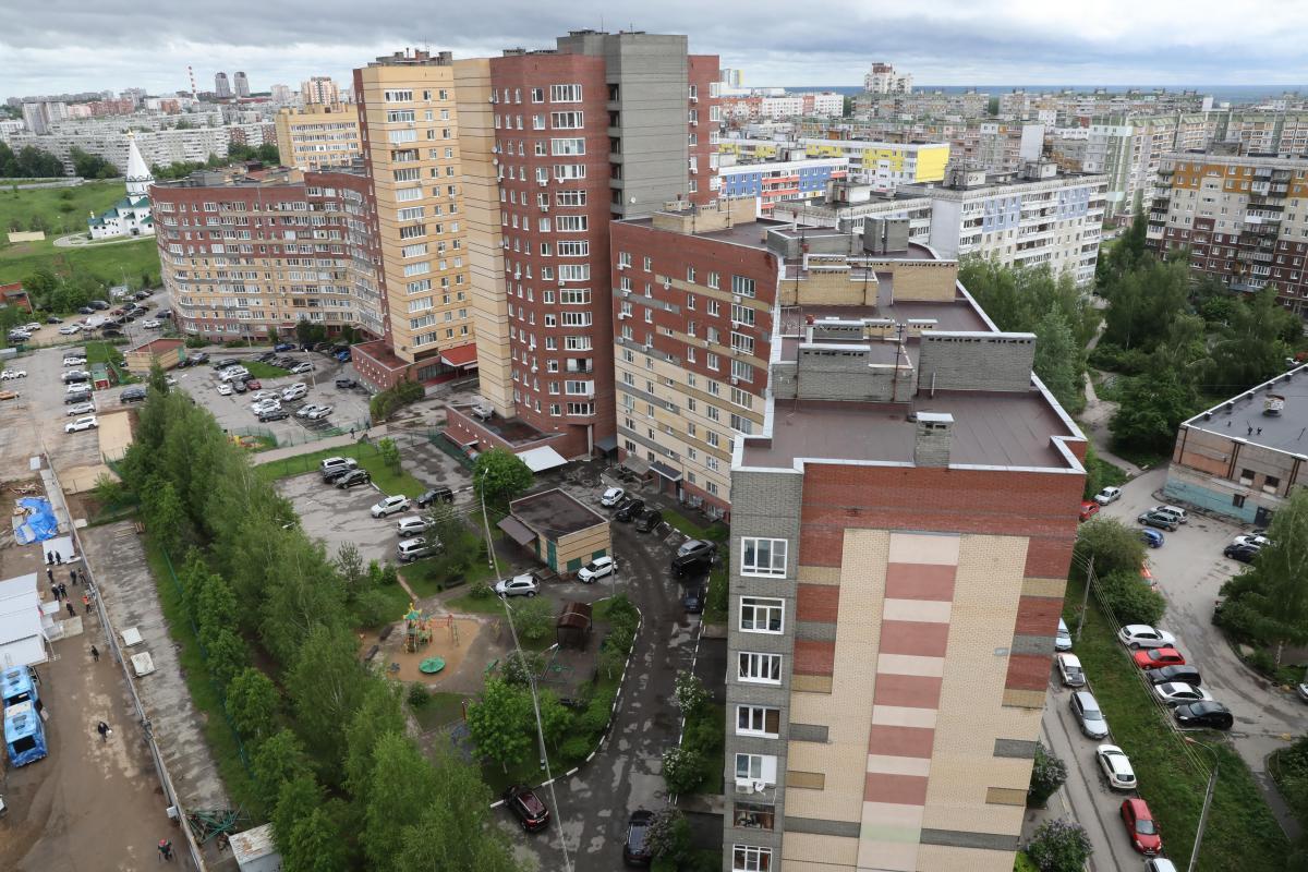Ключевой вопрос: новостройки в Нижнем Новгороде подорожали на треть