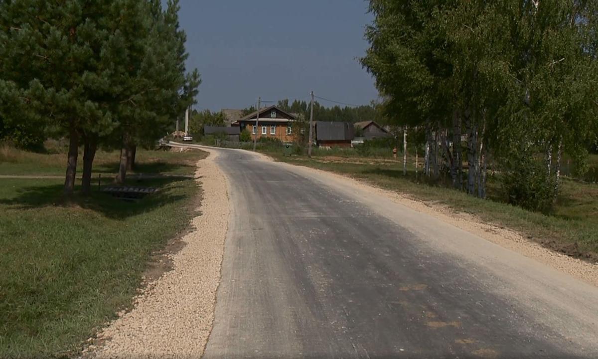 В Тонкинском районе Нижегородской области отремонтировано шесть дорог в рамках проекта «Вам решать!»