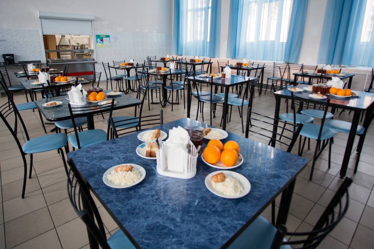 Все учащиеся начальной школы в Нижегородской области будут обеспечены бесплатным горячим питанием