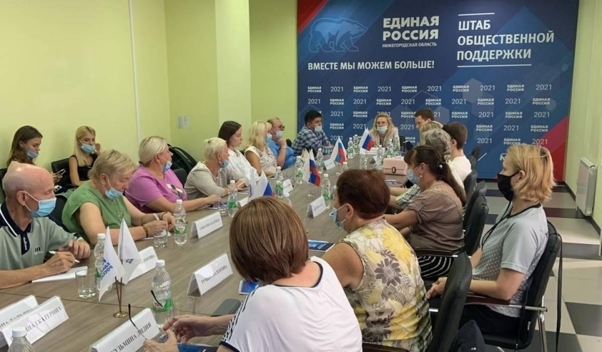 Создать единую региональную базу данных по всем видам спорта предложили в Нижегородской области