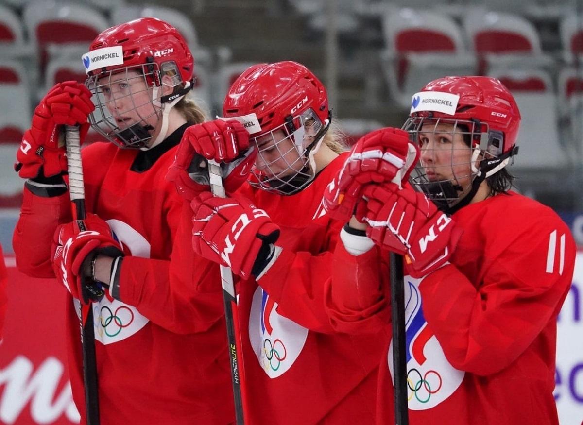 Женская сборная России сенсационно проиграла в ¼ финала на чемпионате мира по хоккею
