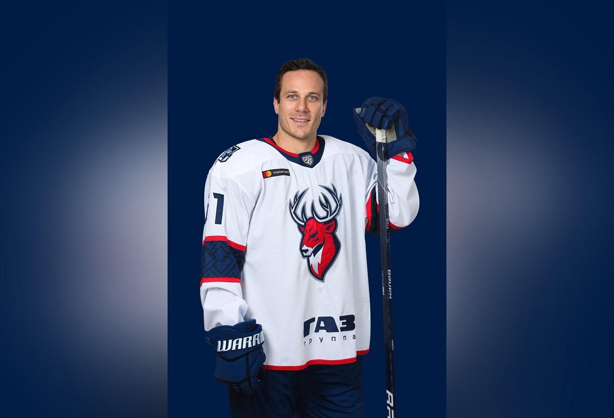 Новая форма появилась у хоккейного клуба «Торпедо» в честь 800-летия Нижнего Новгорода