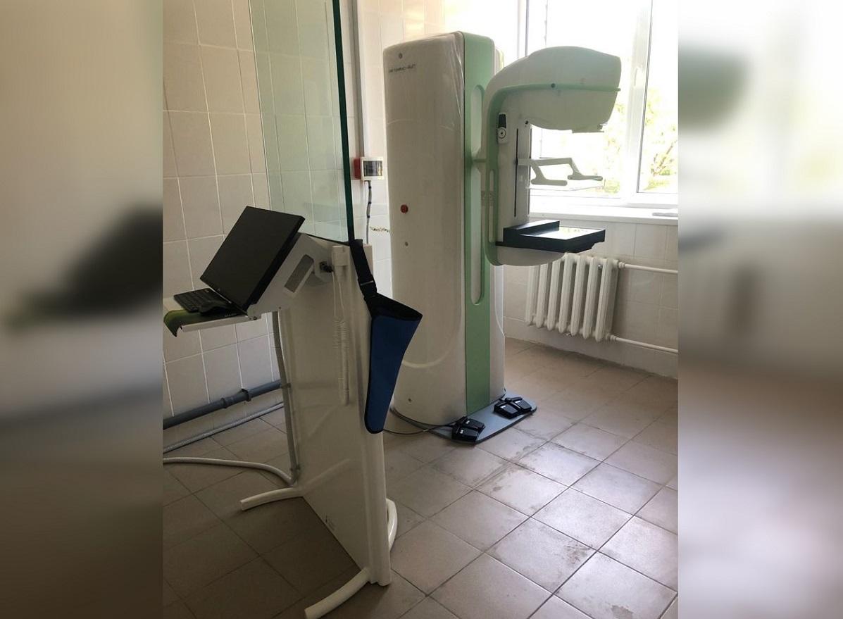 Новое медицинское оборудование поступило вПервомайскую ЦРБ вНижегородской области
