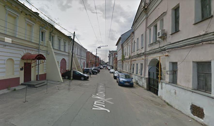Одностороннее движение введут на улице Кожевенной с 17 сентября