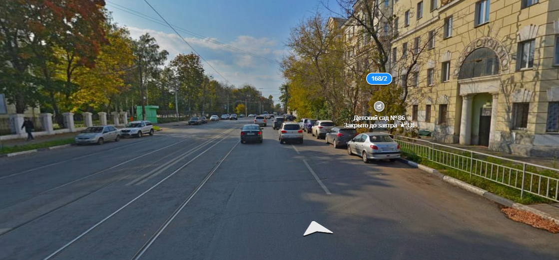 Схема дорожного движения по улице Красносельской в Нижнем Новгороде изменится с 31 августа