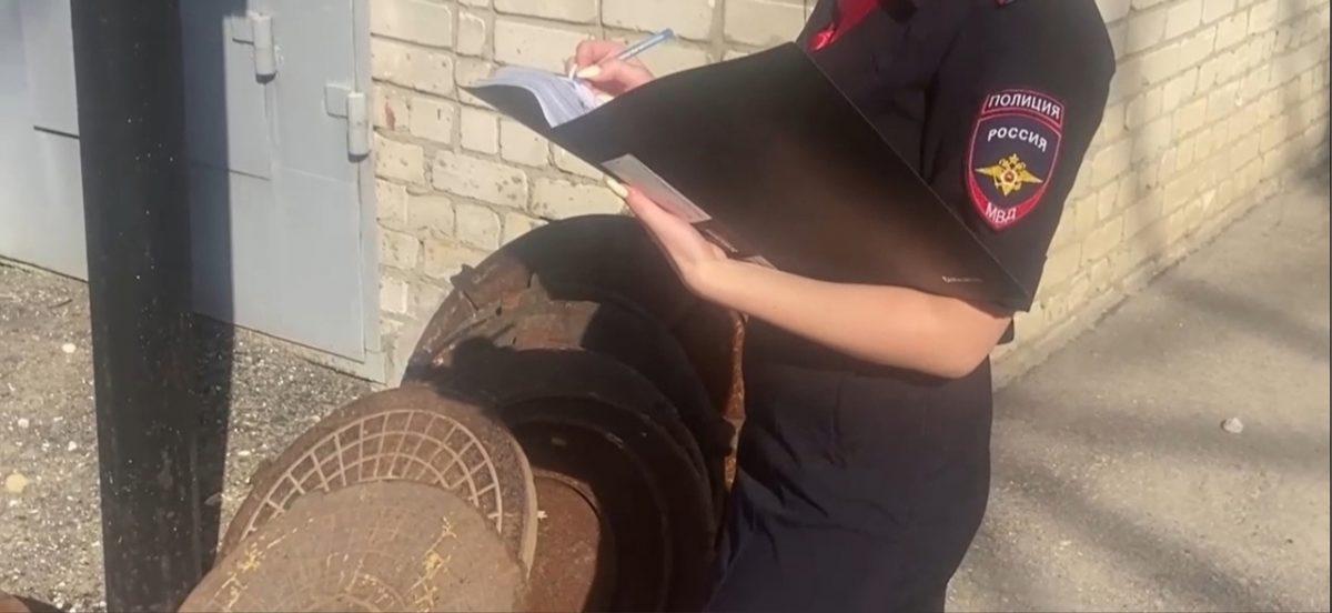 Лишение свободы грозит паре из Дзержинска за кражу канализационных люков