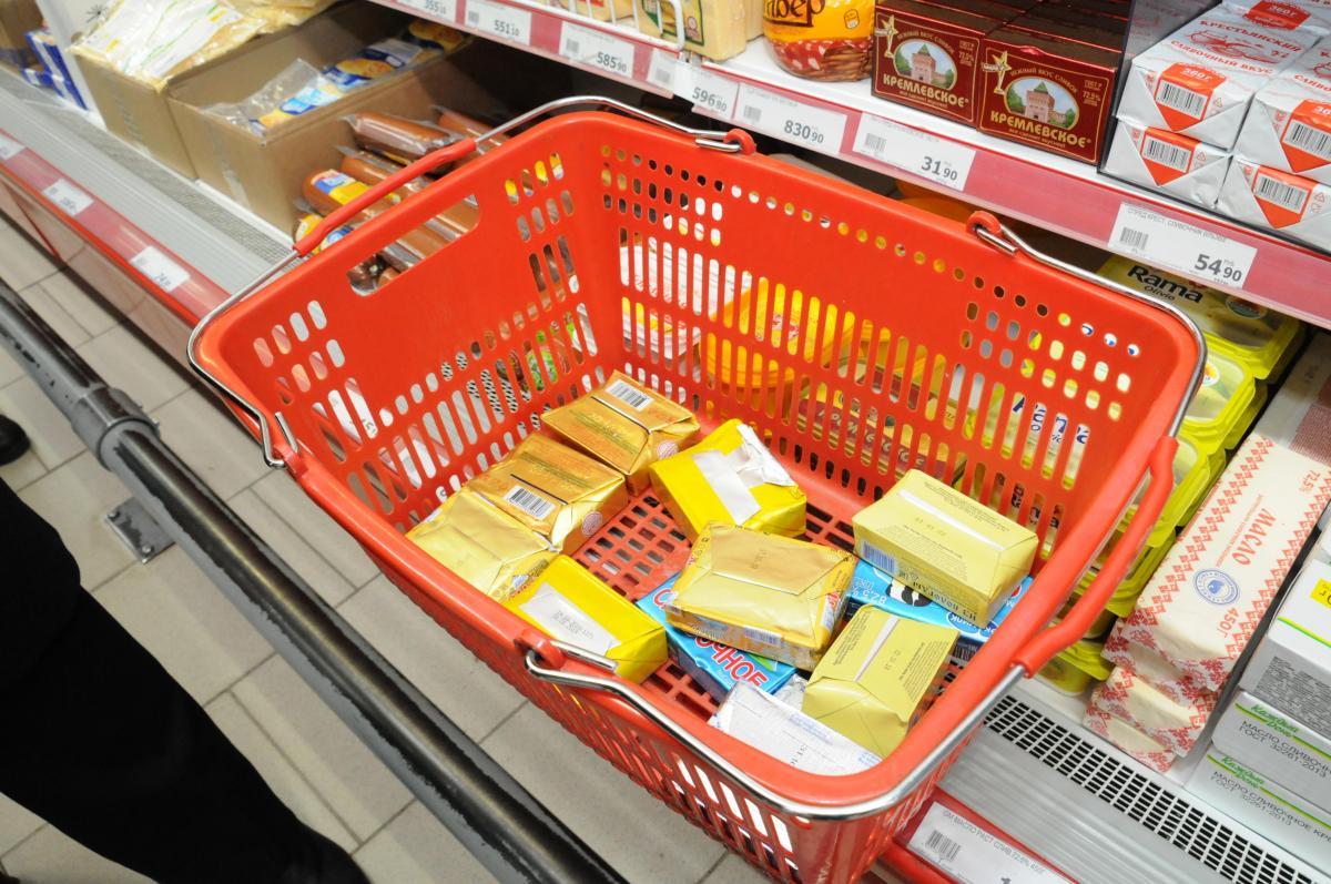 Фальсификат сливочного масла обнаружили в Нижнем Новгороде