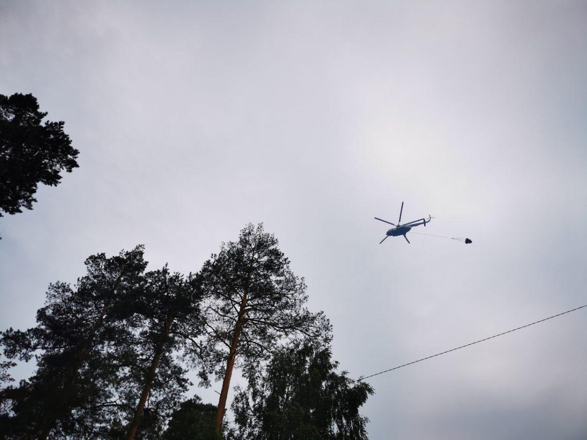 Режим чрезвычайной ситуации отменили в нижегородских и мордовских лесах