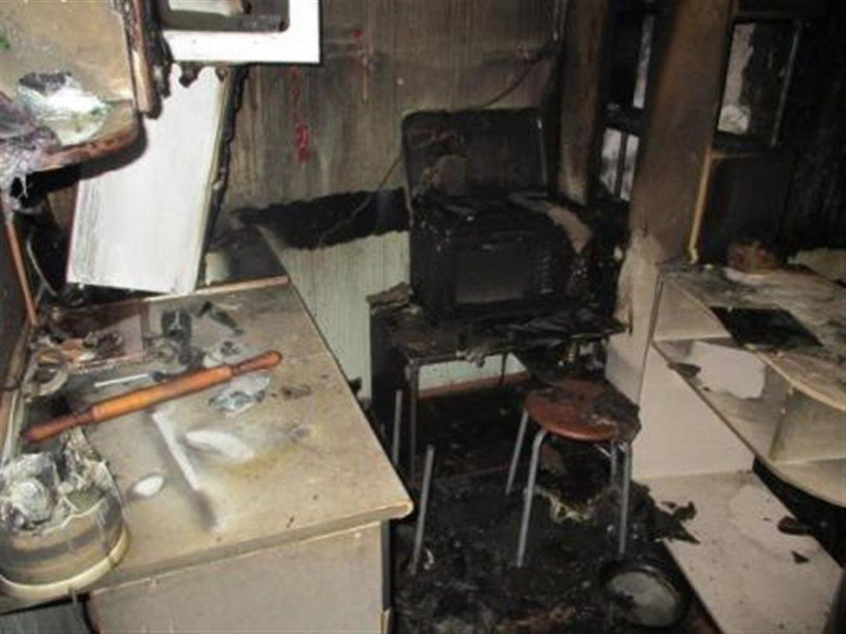 Житель Тольятти поджёг квартиру после ссоры с женой