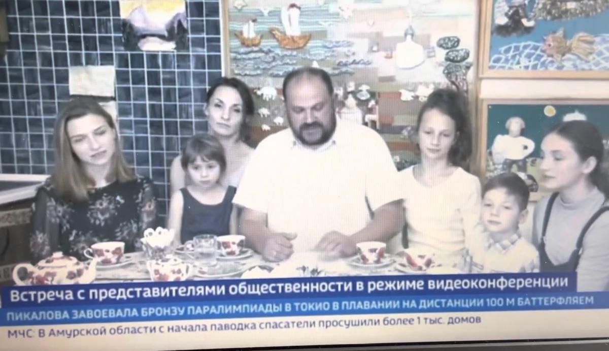 Владимир Путин поддержал идею нижегородских общественников учредить День Отца в России