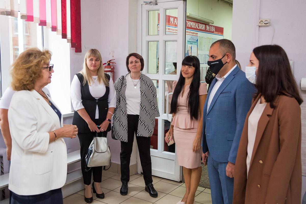В Нижегородской области проходит «общественная приемка» школ к новому учебному году