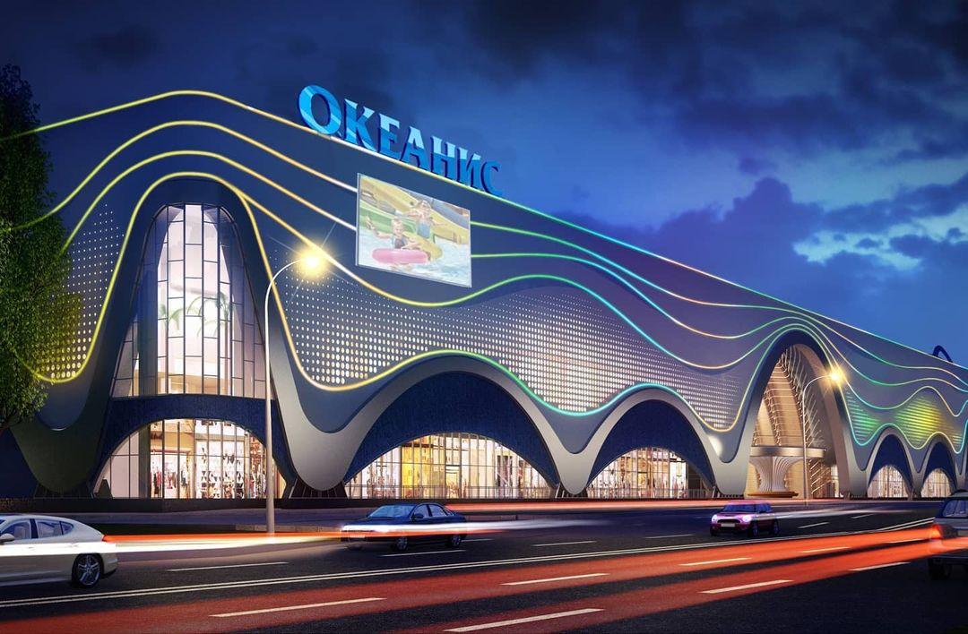 Нижегородский аквапарк «Океанис» откроется в 2022 году