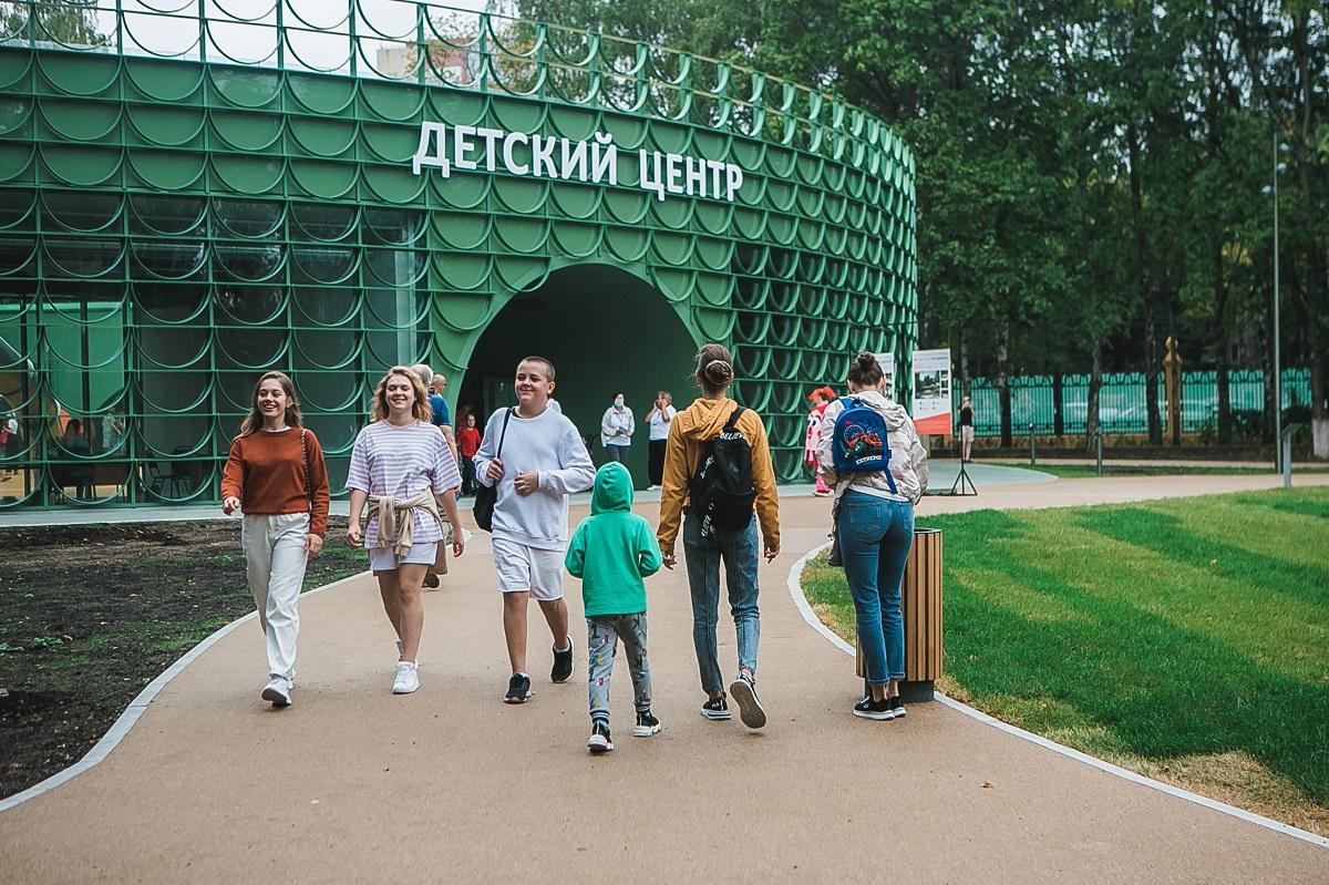 Более 11 тысяч гостей посетили нижегородский парк «Швейцария»