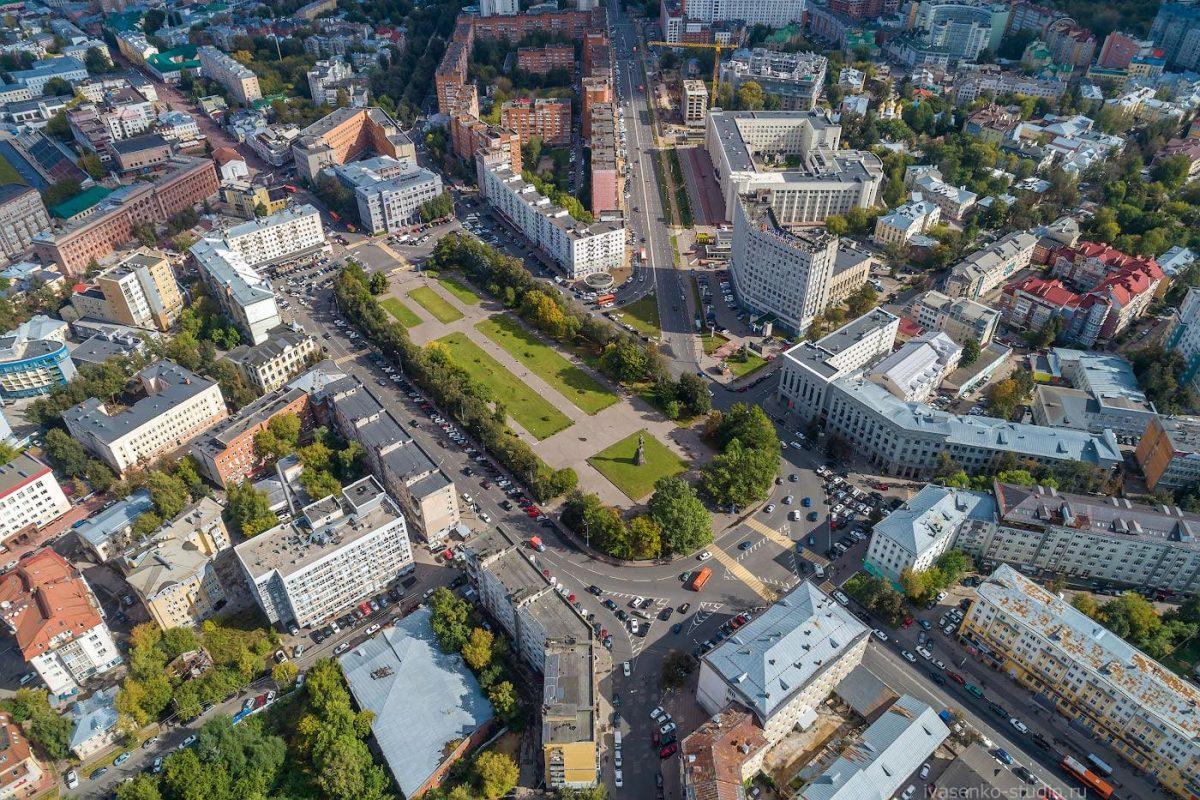11 интересных фактов о площади Горького, которых вы не знали