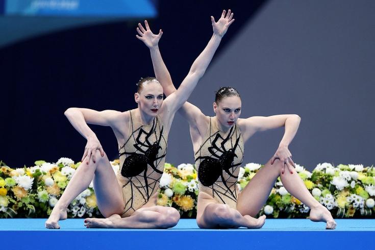 Тренер российских синхронисток рассказала о борьбе со стрессом на Олимпиаде
