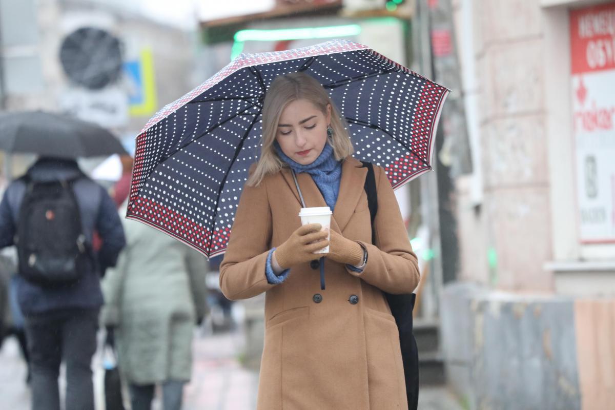 Дождливая погода ждет нижегородцев на новой рабочей неделе
