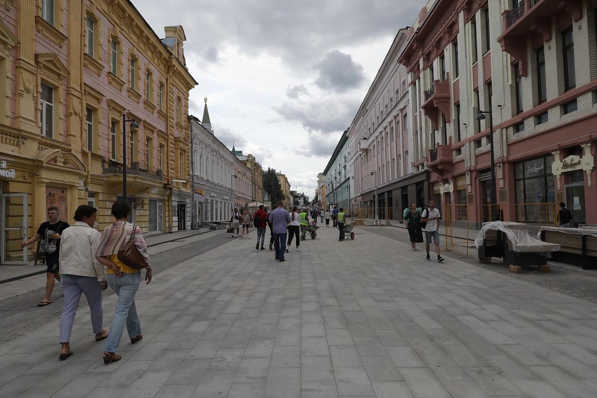 Нижегородцы узнают об истории архитектуры 90-х за 8000 шагов