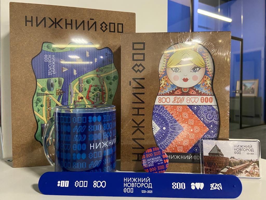 Стало известно, какие сувениры получат победители и участники «Марафона призов 800»