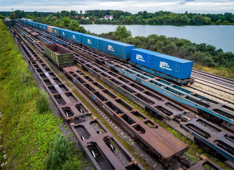 Горьковская железная дорога развивает графиковые продукты в сфере грузовых перевозок
