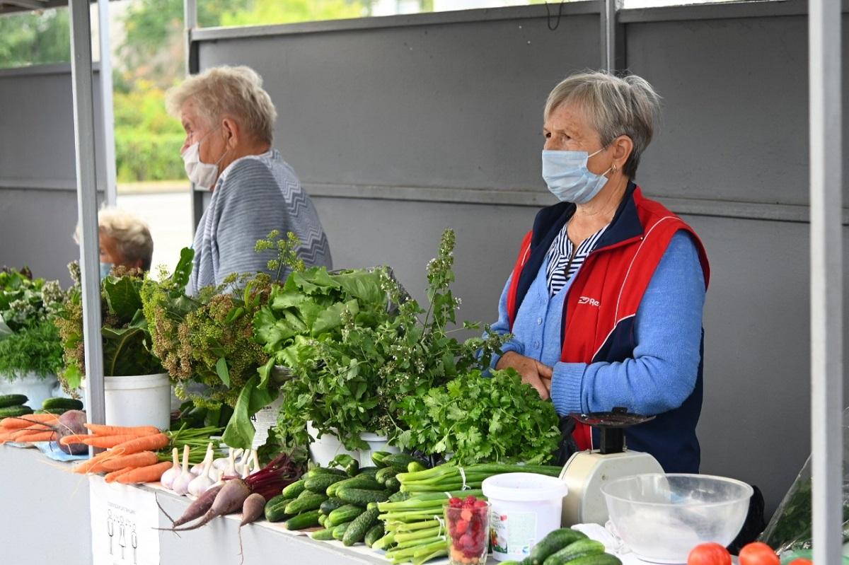 В Нижегородской области прошла первая ярмарка со сниженными ценами на овощи «борщевого набора»