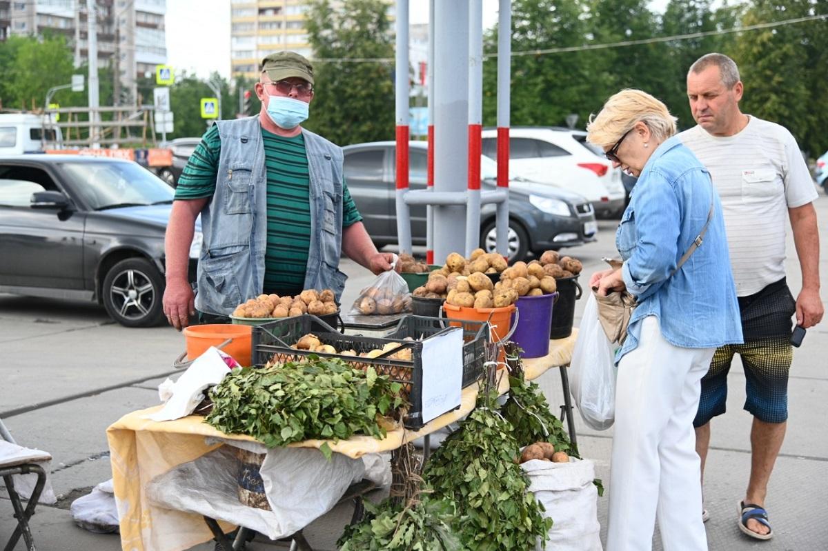 Сельхозярмарка «Дары осени» откроется в Нижнем Новгороде 10 сентября