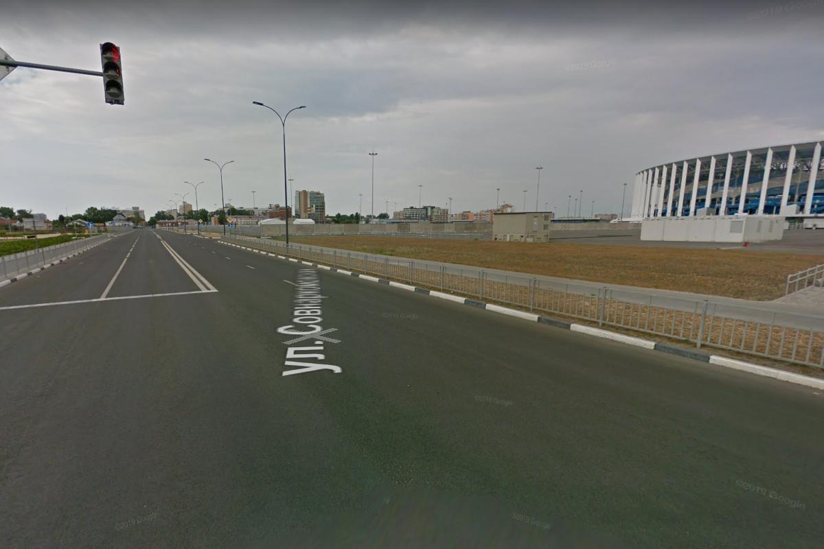 Дороги перекроют на улице Совнаркомовской и Волжской набережной с 11 августа